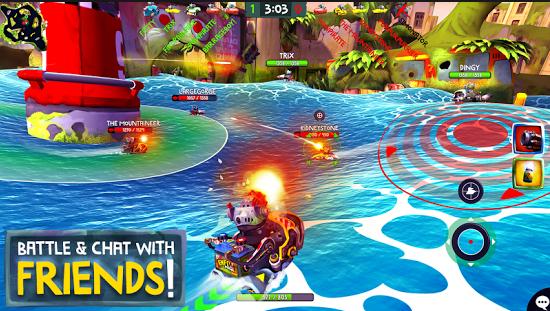 Permainan Baru Battle Bay Untuk Pengguna Android